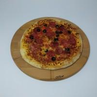 Tondo Ahşap Pizza Kesme Tahtası