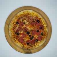 Ahşap Pizza Tahtası